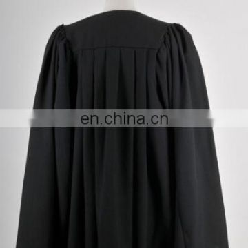 Deluxe Fluted Bachelor Graduation Gown Cap Tassel Package