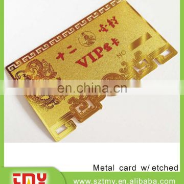 Metal laser cut lace buddha cards/etched metal Guanyin Cards