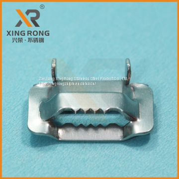 21mm  steel buckle for strapping packing
