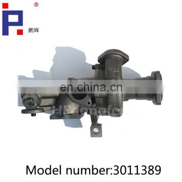 Diesel engine part K19 3011389 Water pump