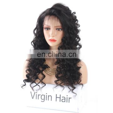 Full lace wigs for black women KINKY CURL lace wig