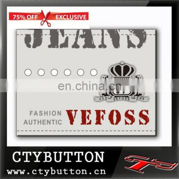 Fashion Accessories label