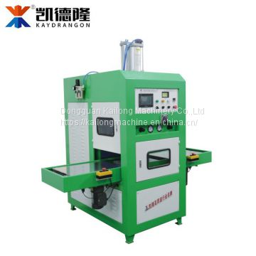 8kw/10kw cooling mat high frequency welding machine