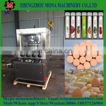 Rotary tablet press machine factory stainless steel paracetamol tabletting making machine