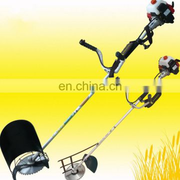 Newest agriculture machine multifunctional mini barley /oats /millet / buckwheat cutter-rower and swather and windrower