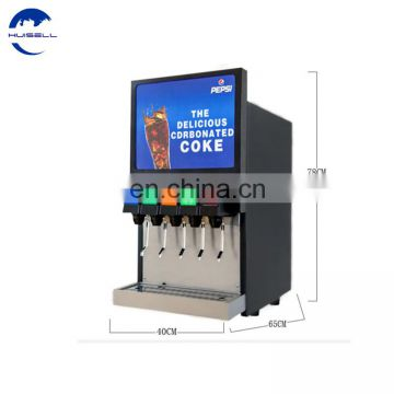 Topper automatic beveragedispenser/pepsicolamakingmachine/colafountainmachine
