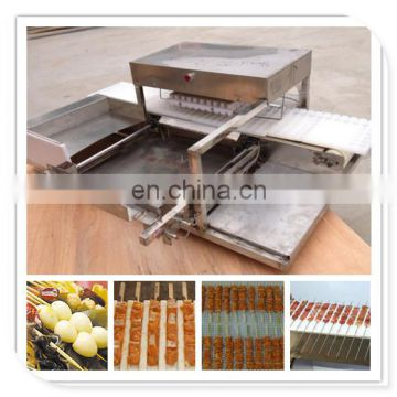Easy desktop manipulation mobile  Kebab making machine with small footprint