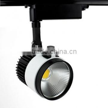 20w LED Track Spotlight 85~100LM/W Track light