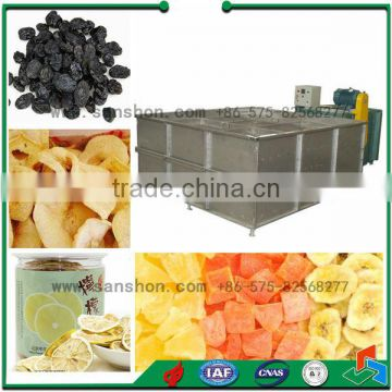 Advanced Sanshon STJ Box Type Vegetable And Fruit Onion Dehydrator