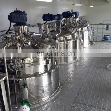 FLK CE 2016 New design high quality used paddle mixers for sale