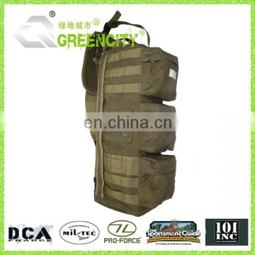 Brand Tactical Large Padded Gun Range Bag with three pouch
