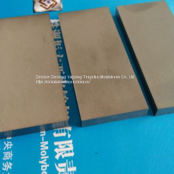 Tungsten Sheet , Tungsten Bars, China Zhuzhou Tungsten Molybdenum