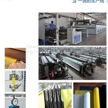 China Manufacturer 100% Polyester Screen Printing Mesh