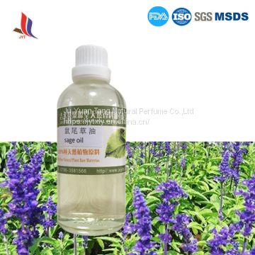 Pure Natural Clary Sage Essential Oil Wholesale Bulk Competitive Price