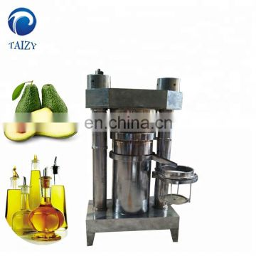 Taizy hydraulic olive oil press machine