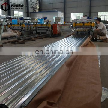 corrugated gi galvanized steel roof sheet 2mm thick