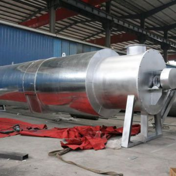 Industrial Electric Dryer Sawdust Rotary Dryer Kiln Drying Machine