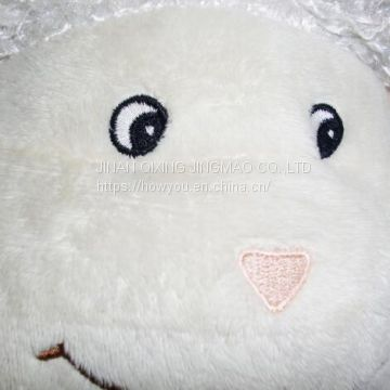 Hot Sell Luxury Plush Toy Pillow Sheep / Customize All kinds of Animal Pillow