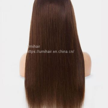 Human Hair Glueless Lace Front Wigs Wholesale S171