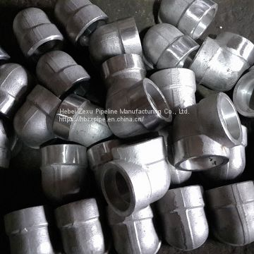 90 Degree Elbow The Welding Position Can Be Adjusted To Flat Welding Nickel Alloy Socket Weld