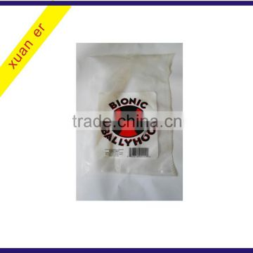 Factory direct clear plastic pvc packaging pouches bag in china wholesale market