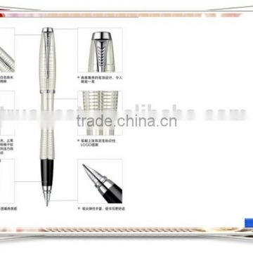 PK-11 new arrival luxury fountain pen , high-quality ink pen