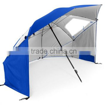 Portable Umbrella Beach Sun Protect Shelter Shade Canopy Camp Tent Outdoor Sun Shelter Umbrella