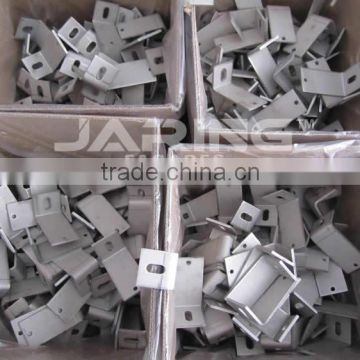 Stainless Marble stone fixing system with anchors for curtain wall