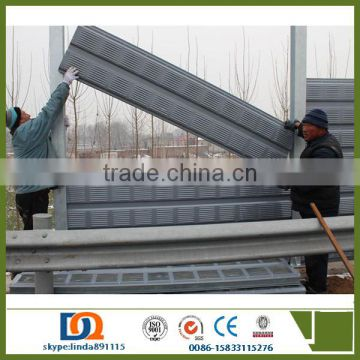 highway noise barrier,sound barrier wall/noise barrier wall