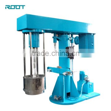 20L vertical type basket bead mill for car paint