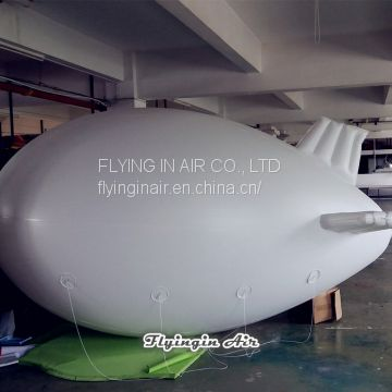 Outdoor Flying Airship Advertising Inflatable Helium Blimp for Sale