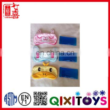 Custom plush toy for Sleeping eyeshades for health care