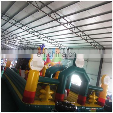 Kid's playgroud, inflatable funland city