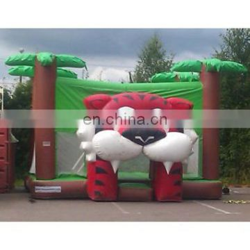 inflatable tiger buncer