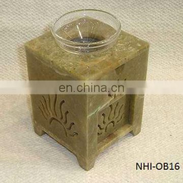 Soap Stone Incense Oils Burners & Candle Burners
