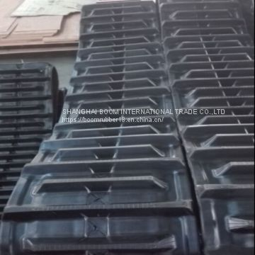 Harvester Rubber Track D500*90*56 Sales in Philippines