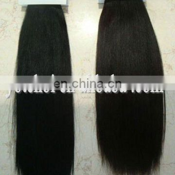 Most Popular high quality 100% Unprocessed malaysian Virgin Human Yaki Hair