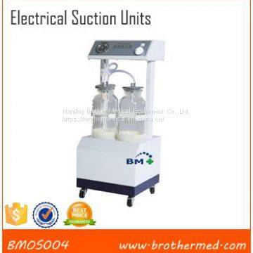 Electrical Suction Units