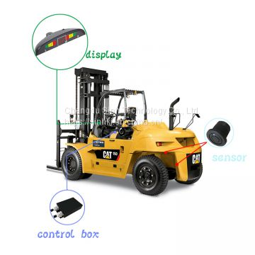 Forklift Parking Sensor Detect Distance for 0.4m to 7.0m