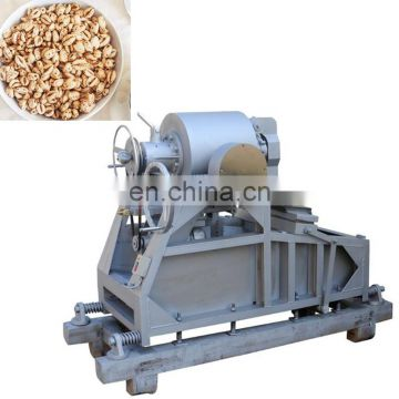 commercial gas popcorn machine grain puffing machine pop corn snack