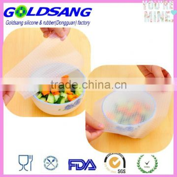 Reusable Food Storage Silicone Coverflex cover