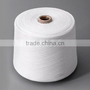 TC8020 Knitted yarn poly cotton blended yarn 21S for fabric knitting