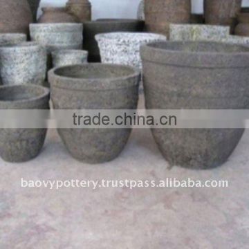 Glass-fiber Reinforced Concrete planter , GRC planter