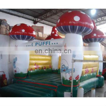 Inflatable bouncer house/Inflatable mushroom Jumper