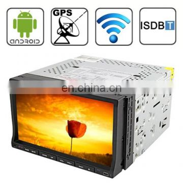 Universal 7 inch Android 4.2 Multi-Touch Capacitive Screen In-Dash Car DVD Player with WiFi / GPS / RDS DVD player