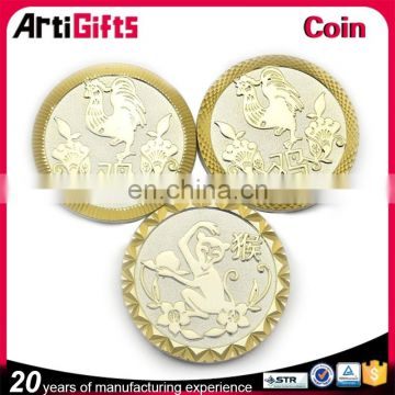 2016 Artigifts promotion cheap custom challenge coin
