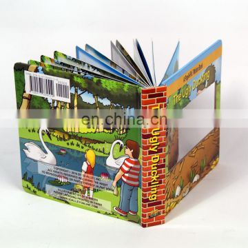 custom moving picture book with high quality