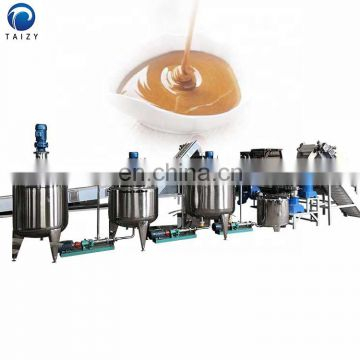 Complete peanut butter Making machines  peanut butter machinesesame butter machine