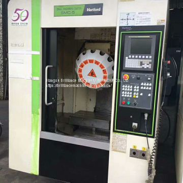 Taiwan Hartford SMC-5 Drilling and Tapping Machine