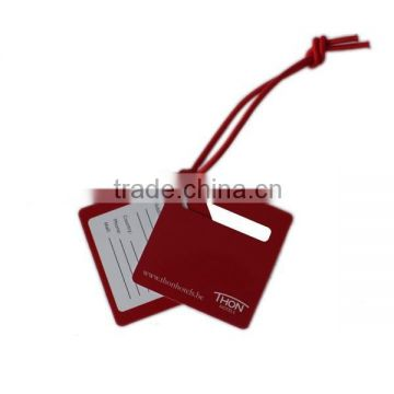 Airline luggage tag printing, collectable aeronautic labels
